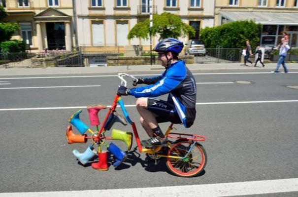 Παράξενα ποδήλατα (2)