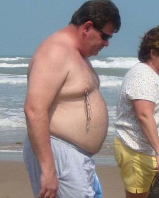 Παράξενα και τραγελαφικά στην παραλία (13)