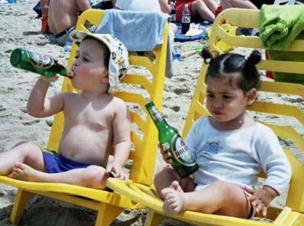 Παράξενα και τραγελαφικά στην παραλία (26)