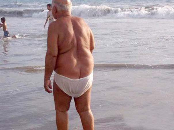 Παράξενα και τραγελαφικά στην παραλία (18)
