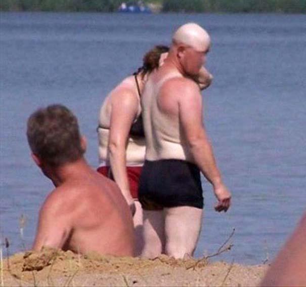 Παράξενα και τραγελαφικά στην παραλία (11)