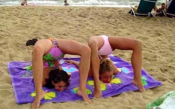 Παράξενα και τραγελαφικά στην παραλία (10)