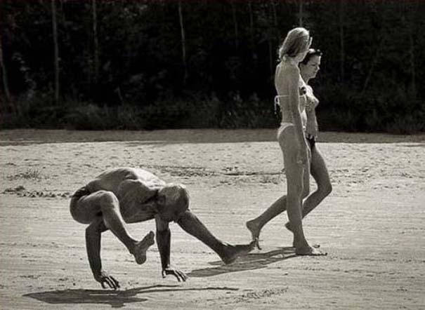 Παράξενα και τραγελαφικά στην παραλία (5)