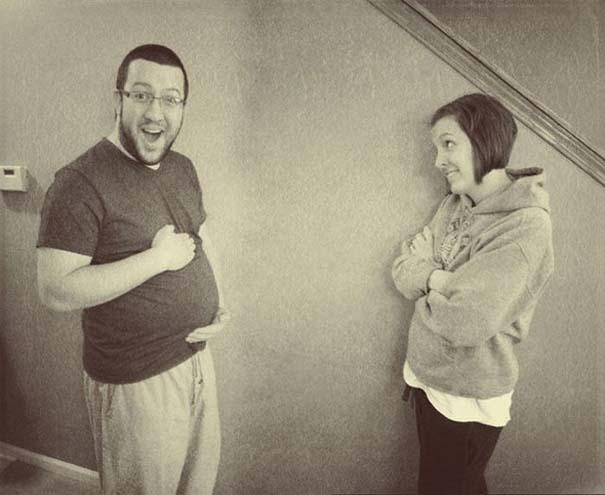 Παράξενοι και αστείοι τρόποι για να ανακοινώσεις μια εγκυμοσύνη (4)