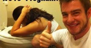 Παράξενοι και αστείοι τρόποι για να ανακοινώσεις μια εγκυμοσύνη