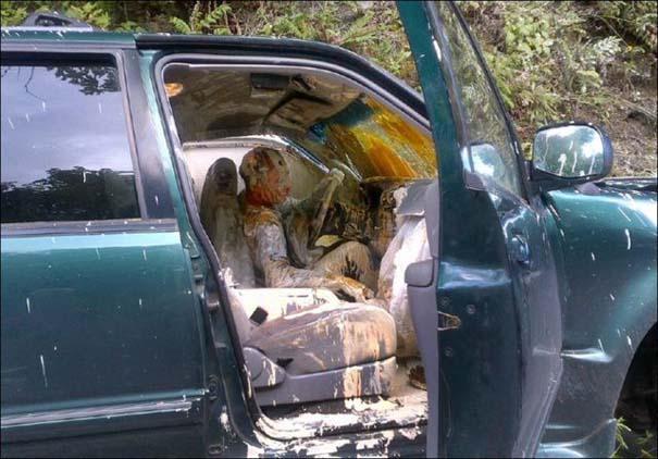 Ένα περίεργο τροχαίο ατύχημα με αναπάντεχες συνέπειες (2)