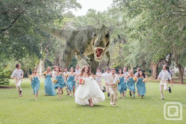 Η πιο ευφάνταστη φωτογραφία γάμου όλων των εποχών | Φωτογραφία της ημέρας