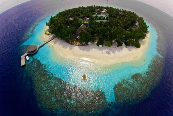 Το νησί του παραδείσου   Φωτογραφία της ημέρας