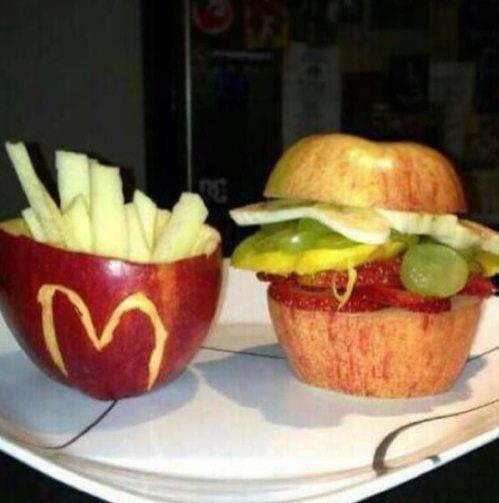 Η υγιεινή εναλλακτική των McDonald's | Φωτογραφία της ημέρας