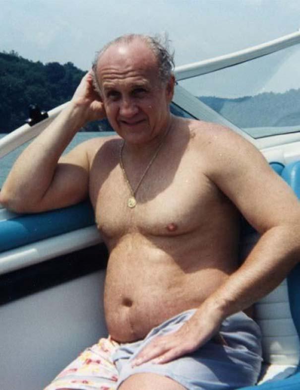 Ο πιο «φέτες» παππούς στον κόσμο (1)
