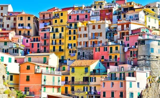 Πόλεις γεμάτες χρώμα (1)
