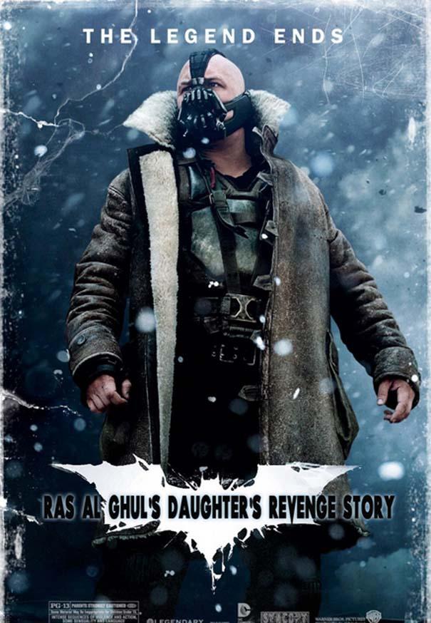 Posters ταινιών όπως θα έπρεπε να είναι (2)