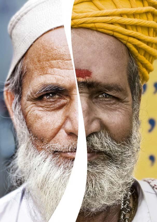 Συνδυάζοντας πορτραίτα απ' όλο τον κόσμο (1)