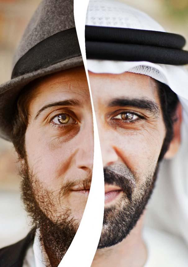 Συνδυάζοντας πορτραίτα απ' όλο τον κόσμο (3)