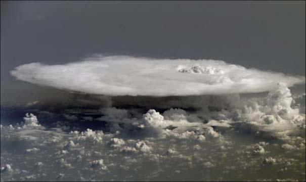 Σύννεφα όπως φαίνονται από το διάστημα (1)