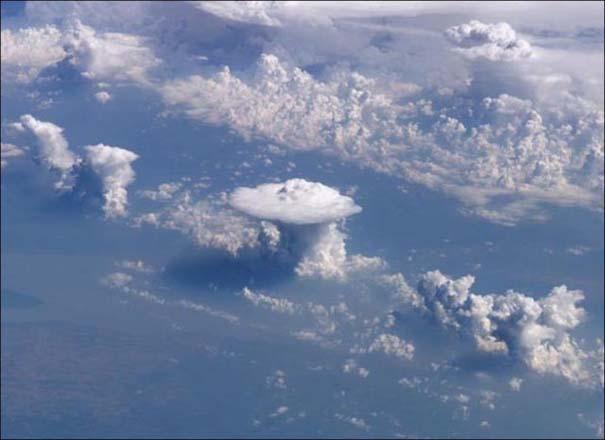 Σύννεφα όπως φαίνονται από το διάστημα (2)