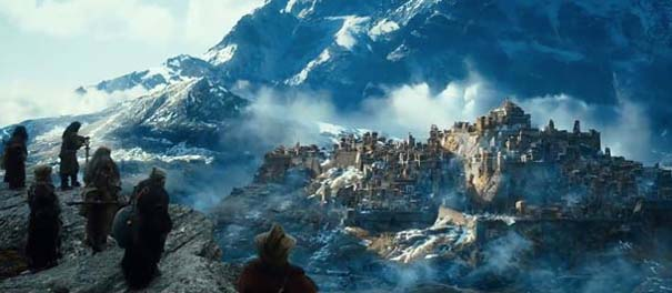The Hobbit: The Desolation of Smaug (2)