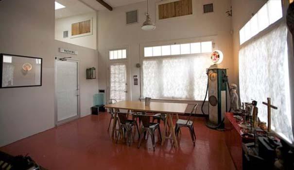 Βενζινάδικο μετατράπηκε σε ονειρεμένο σπίτι για άνδρες (14)