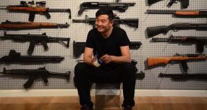 Βήμα βήμα η νέα εντυπωσιακή «εξαφάνιση» του Liu Bolin
