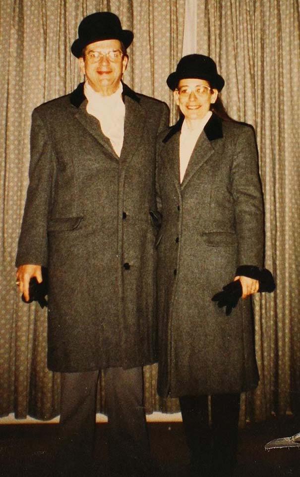 Ζευγάρι ντύνεται με ταιριαστά ρούχα εδώ και 35 χρόνια (4)