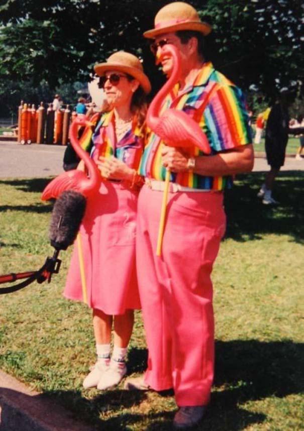 Ζευγάρι ντύνεται με ταιριαστά ρούχα εδώ και 35 χρόνια (7)