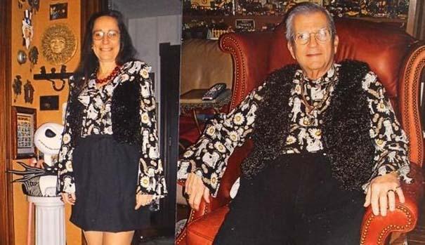 Ζευγάρι ντύνεται με ταιριαστά ρούχα εδώ και 35 χρόνια (10)