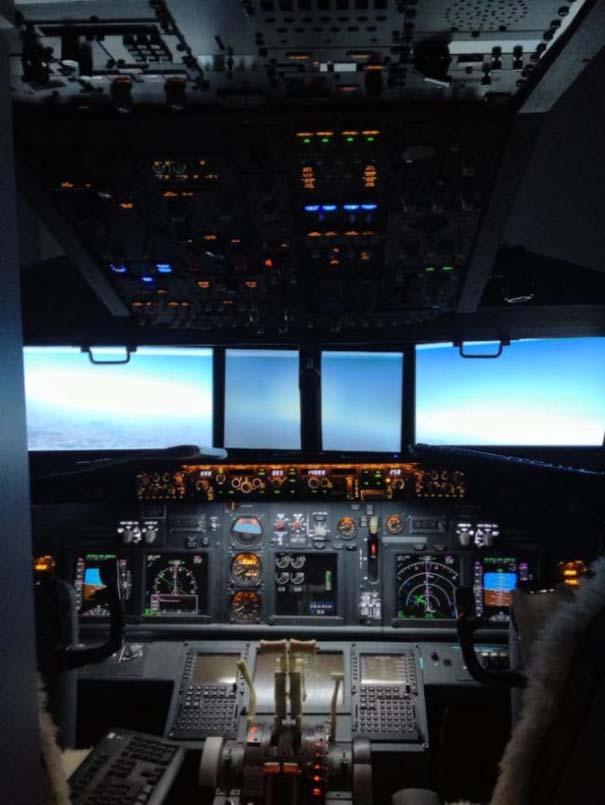 40χρονος πέρασε την λατρεία του για τις πτήσεις σε... άλλο επίπεδο (4)