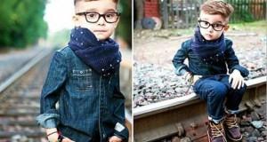Alonso Mateo: Ένα fashion icon ετών… πέντε!