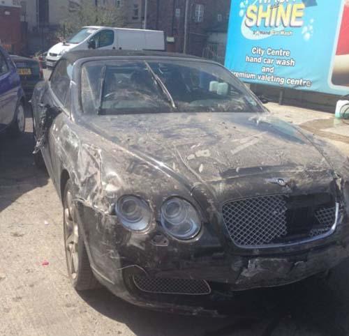 Άφησε την Bentley για πλύσιμο και δείτε τι βρήκε όταν επέστρεψε (5)