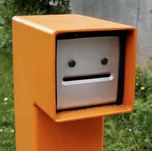 Αστεία πρόσωπα παντού (5)