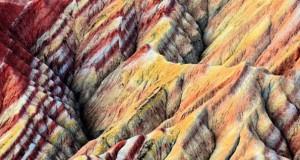 Danxia: Τα εξωπραγματικά πολύχρωμα βουνά στην Κίνα