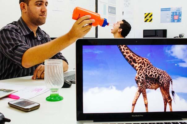 Desk Safari: Παίζοντας με τους συναδέλφους στο γραφείο (1)