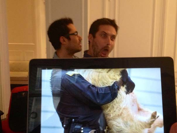 Desk Safari: Παίζοντας με τους συναδέλφους στο γραφείο (4)