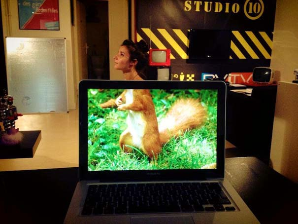 Desk Safari: Παίζοντας με τους συναδέλφους στο γραφείο (5)