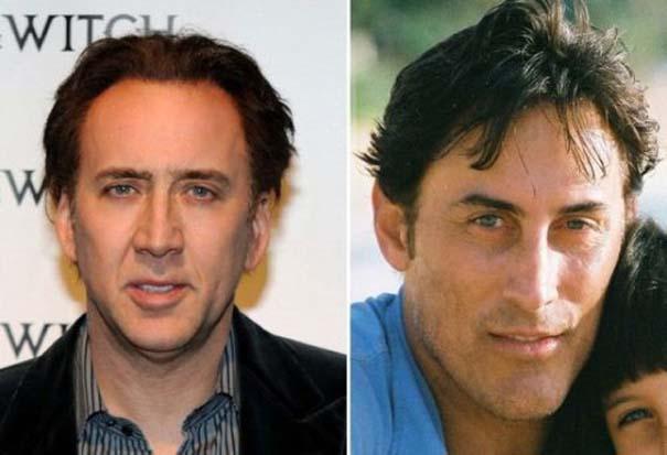 Διάσημοι ηθοποιοί με τους κασκαντέρ σωσίες τους (7)