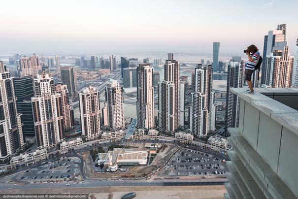 Εξερευνώντας το Dubai από την κορυφή των κτιρίων (2)