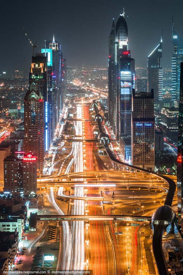 Εξερευνώντας το Dubai από την κορυφή των κτιρίων (4)