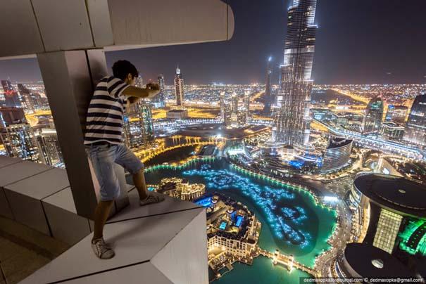 Εξερευνώντας το Dubai από την κορυφή των κτιρίων (5)
