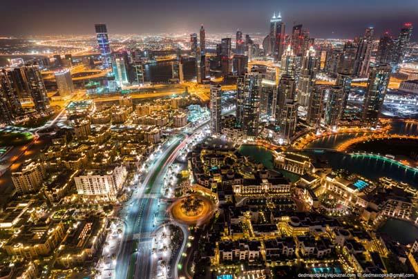Εξερευνώντας το Dubai από την κορυφή των κτιρίων (7)