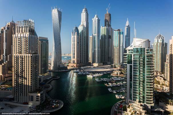 Εξερευνώντας το Dubai από την κορυφή των κτιρίων (10)