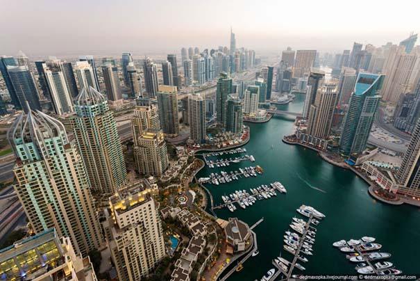 Εξερευνώντας το Dubai από την κορυφή των κτιρίων (12)