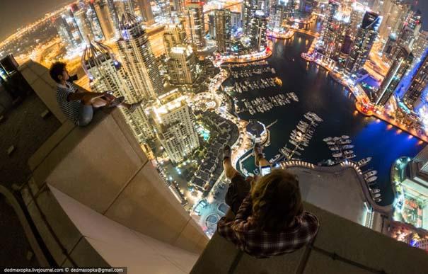 Εξερευνώντας το Dubai από την κορυφή των κτιρίων (13)