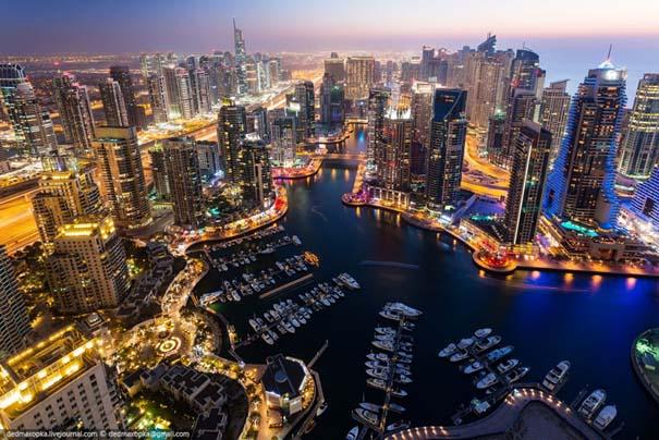 Εξερευνώντας το Dubai από την κορυφή των κτιρίων (14)