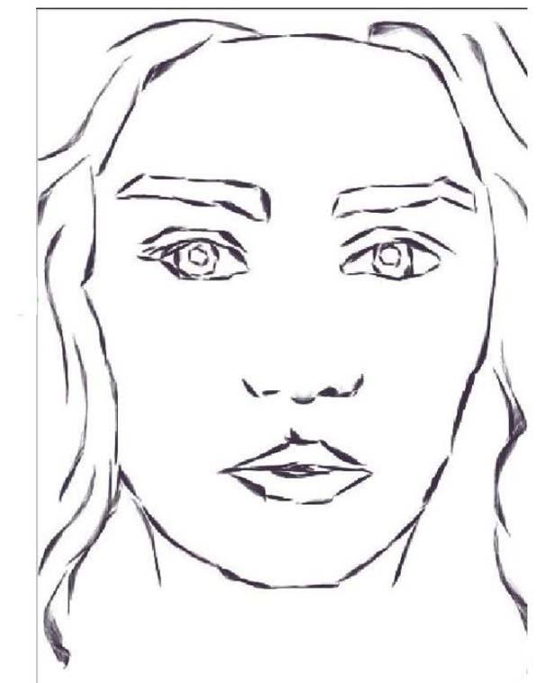 Εντυπωσιακό πορτραίτο στο MS Paint (1)