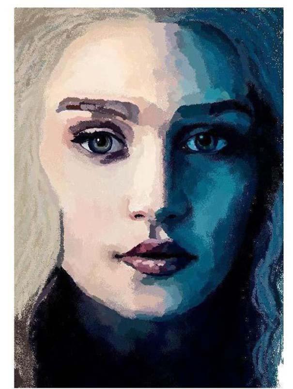 Εντυπωσιακό πορτραίτο στο MS Paint (8)