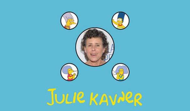Οι φωνές πίσω από τους 105 χαρακτήρες των «Simpsons» (2)