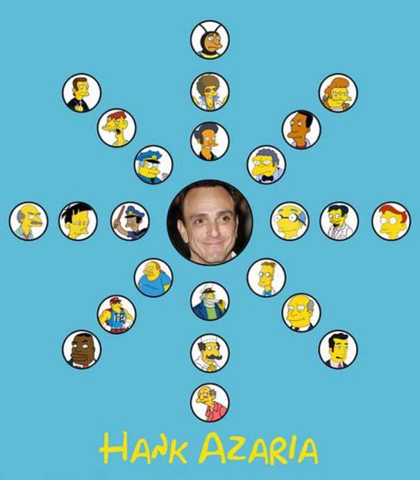 Οι φωνές πίσω από τους 105 χαρακτήρες των «Simpsons» (4)