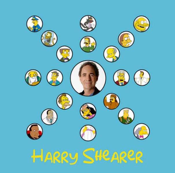 Οι φωνές πίσω από τους 105 χαρακτήρες των «Simpsons» (5)