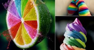 20 υπέροχες εικόνες στα χρώματα του ουράνιου τόξου
