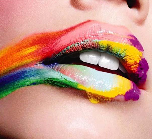Υπέροχες φωτογραφίες στα χρώματα του ουράνιο τόξου (5)